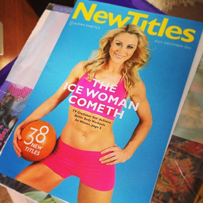 CAROLINE'S BOOK 'BETTER BODY WORKOUTS FOR WOMEN'