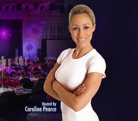 CAROLINE HOSTS THE FOURTH NATIONAL FITNESS AWARDS