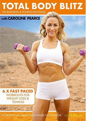 Caroline Pearce's Total Body Blitz Fitness Workouts