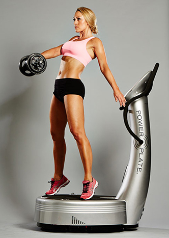 Workout With Me: Power Plate Virtual Series